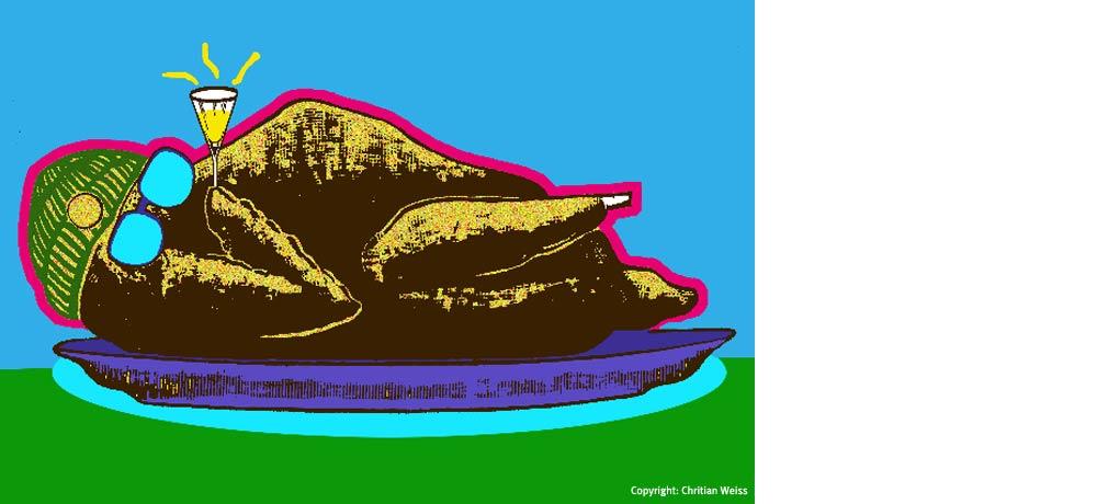 Pop art, Weiss Christian, Kuenstler