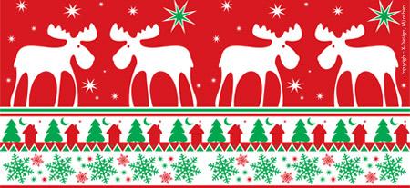 Weihnachten, X-Design, Spar, Servietten